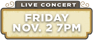 VCC College Days Concert with Leeland - Nov 2nd 7PM