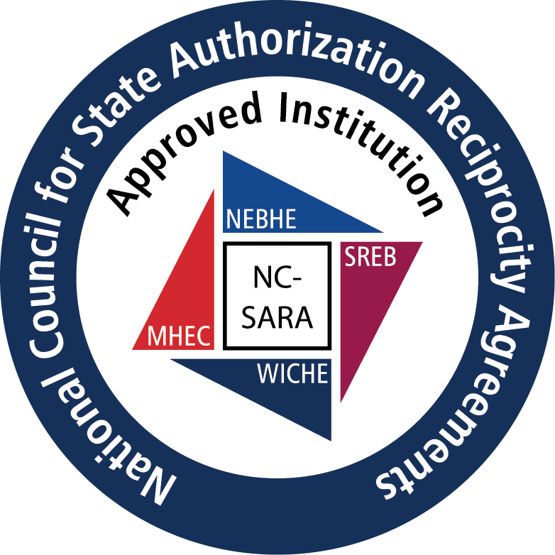 National Council for State Authorization Reciprocity Agreements | Approved Institution | NEBHE, SREB, WICHE, MHEC - NC-SARA