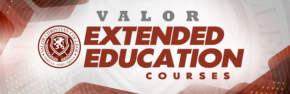VCC | Extended Ed