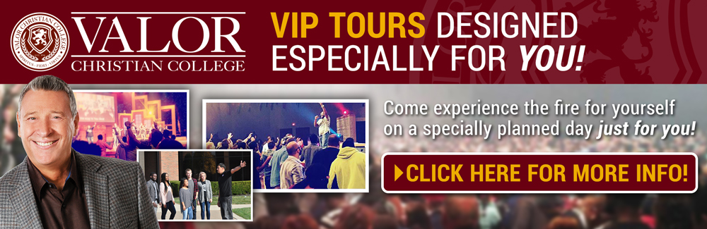 VIP Tour Registration